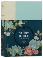 CSB Study Bible For Women Light Turquouise/Sand Hardback