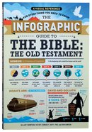 Infographic Guide to the Bible: The Old Testament: A Visual Reference For Everything You Need to Know Paperback