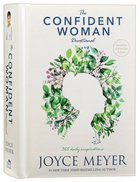The Confident Woman Devotional: 365 Daily Inspirations (And Expanded) Hardback