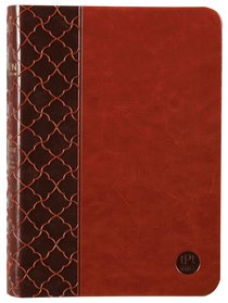 Product: Tpt: New Testament (Compact) Brown With Psalms, Proverbs, And Song Of Songs Image
