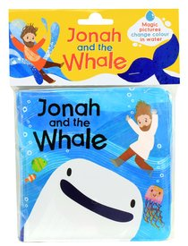 Product: Magic Bible Bath Book: Jonah And The Whale Image