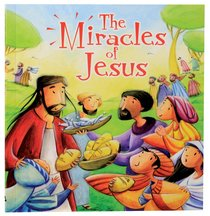 Product: Miracles Of Jesus, The Image