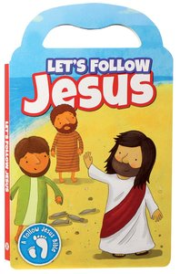 Product: Follow Jesus Bibles: Let's Follow Jesus Image