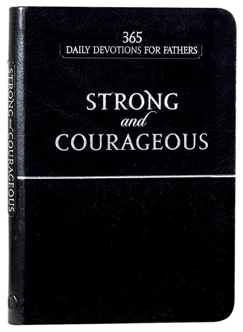 Product: Strong And Courageous Image