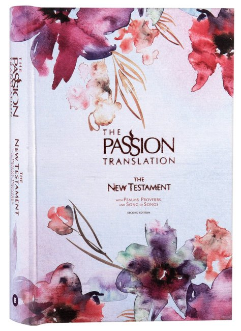 Product: Tpt: New Testament (Passion In Plum) With Psalms, Proverbs, And Song Of Songs Image