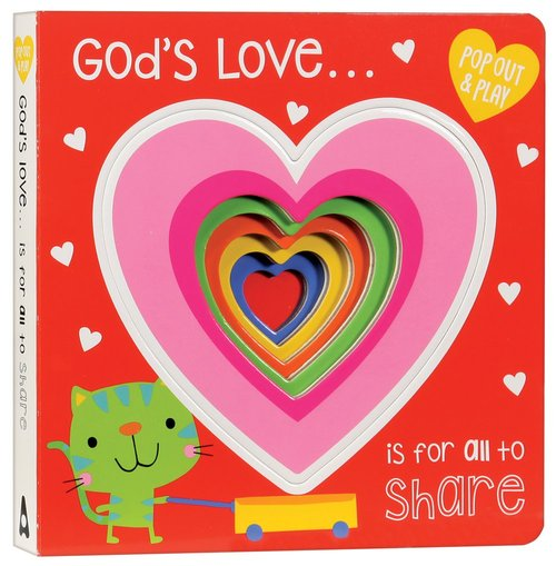 Product: God's Love Is For All To Share Image