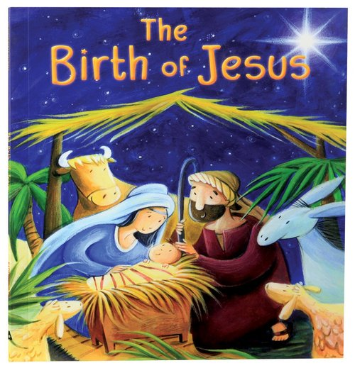 Product: Birth Of Jesus, The Image