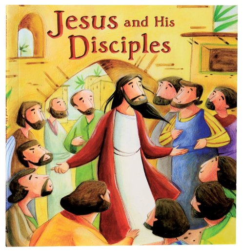 Product: Jesus And His Disciples Image