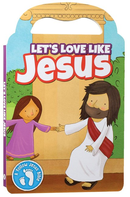 Product: Follow Jesus Bibles: Love Like Jesus Image