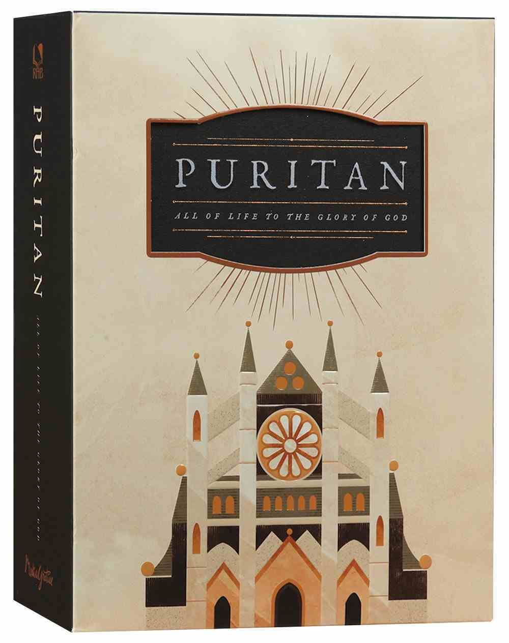 Puritan: All of Life to the Glory of God Deluxe Edition (Pack) (6 Dvds + Book + Workbook Set) DVD