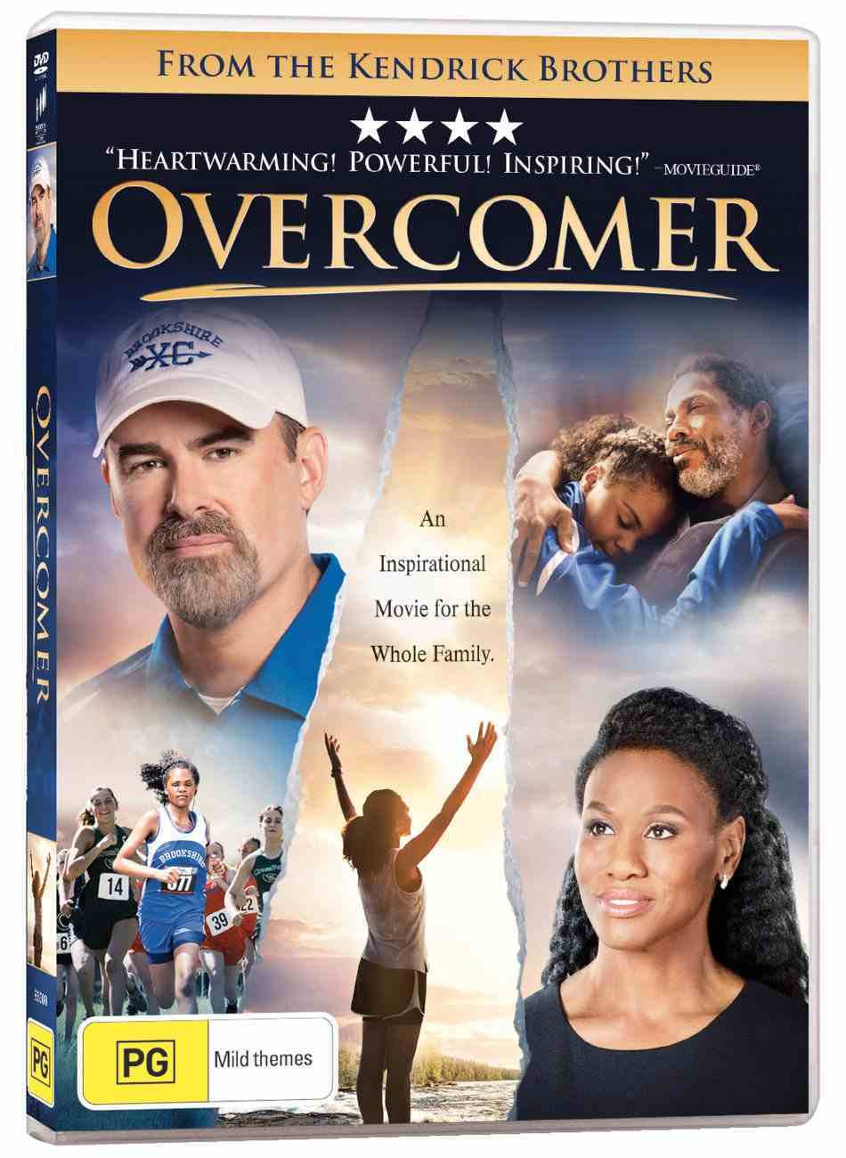 Overcomer Movie DVD