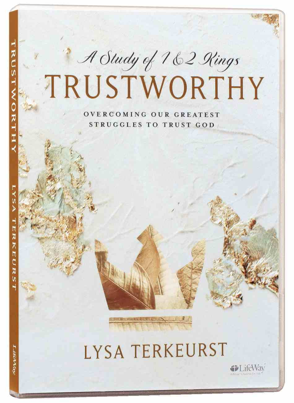 Trustworthy: Over Coming Our Greatest Struggles to Trust God (2 Dvds) (Dvd Only Set) DVD
