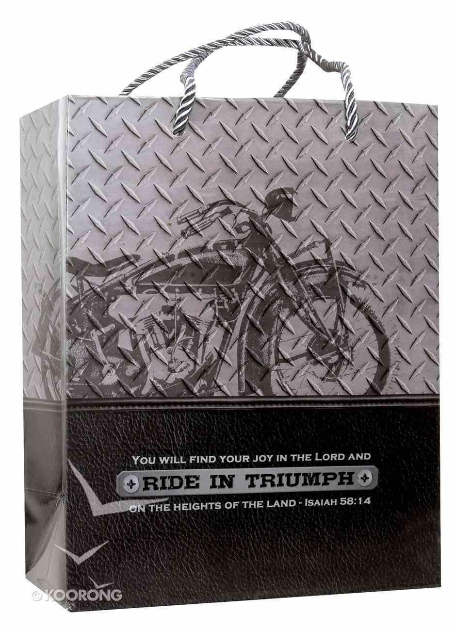 Gift Bag Medium: Ride in Triumph Stationery