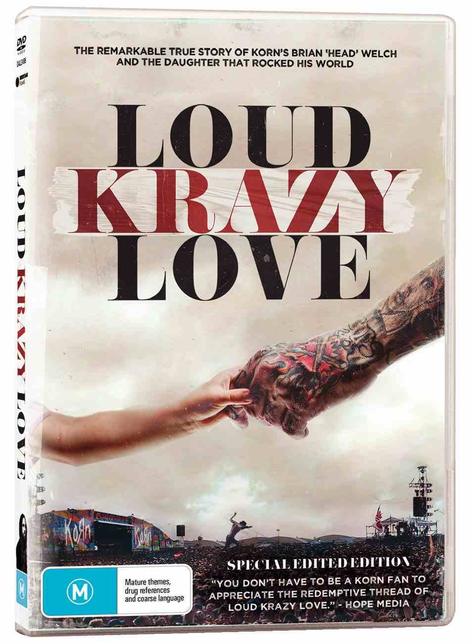 Loud Krazy Love (Special Edited Edition) DVD