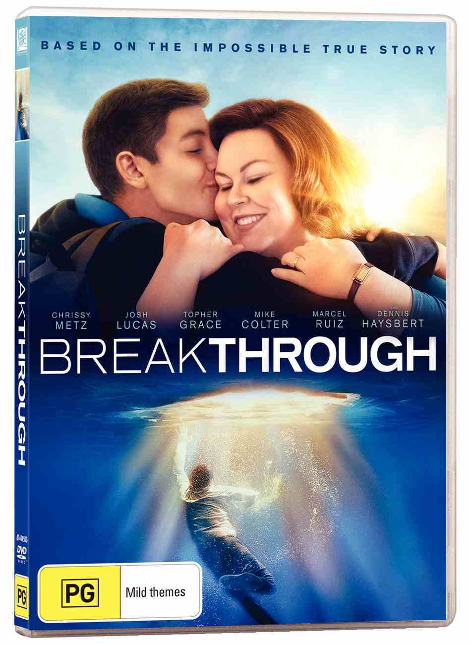 Breakthrough Movie DVD
