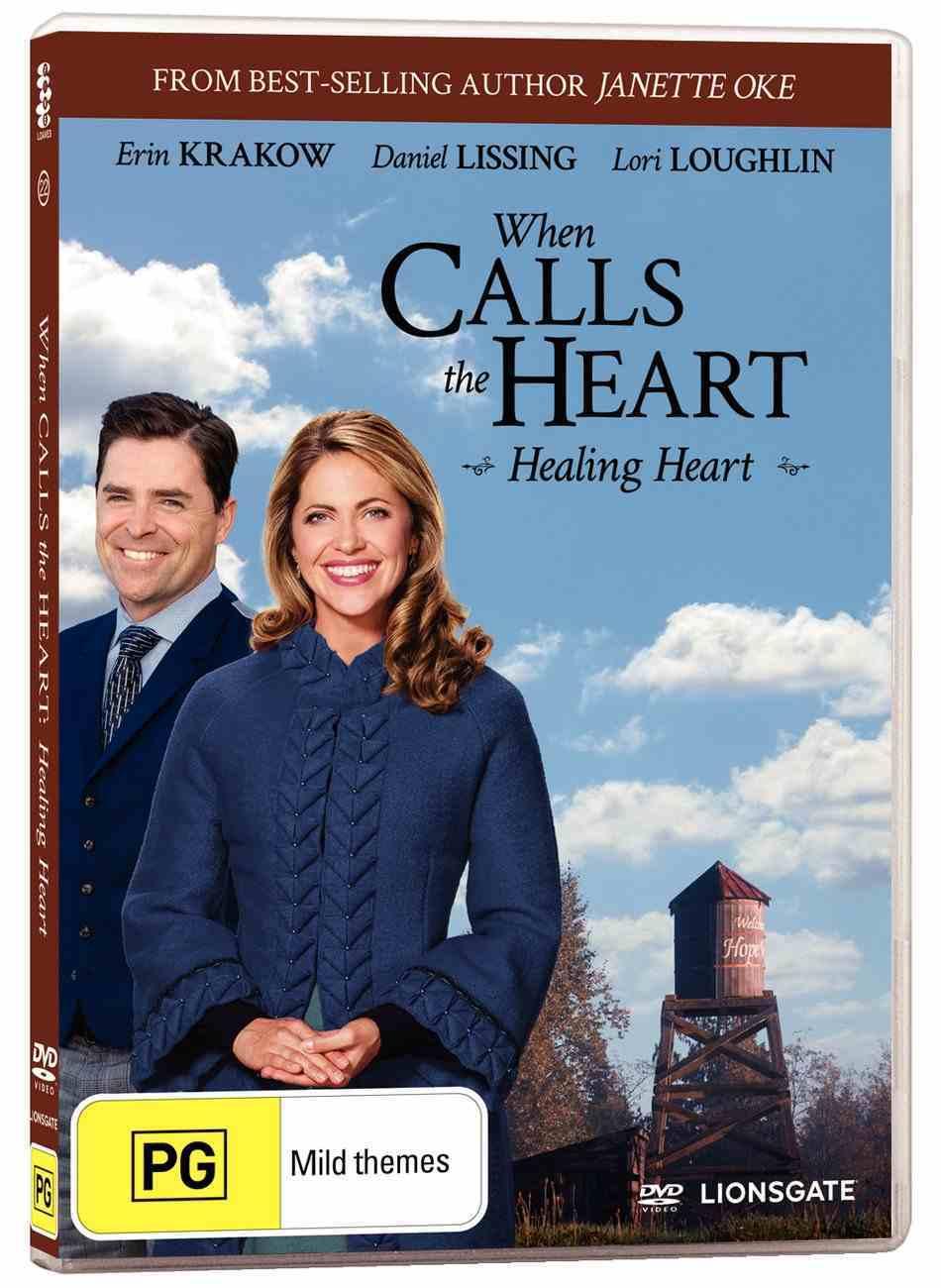 When Calls the Heart #22: Healing Heart DVD