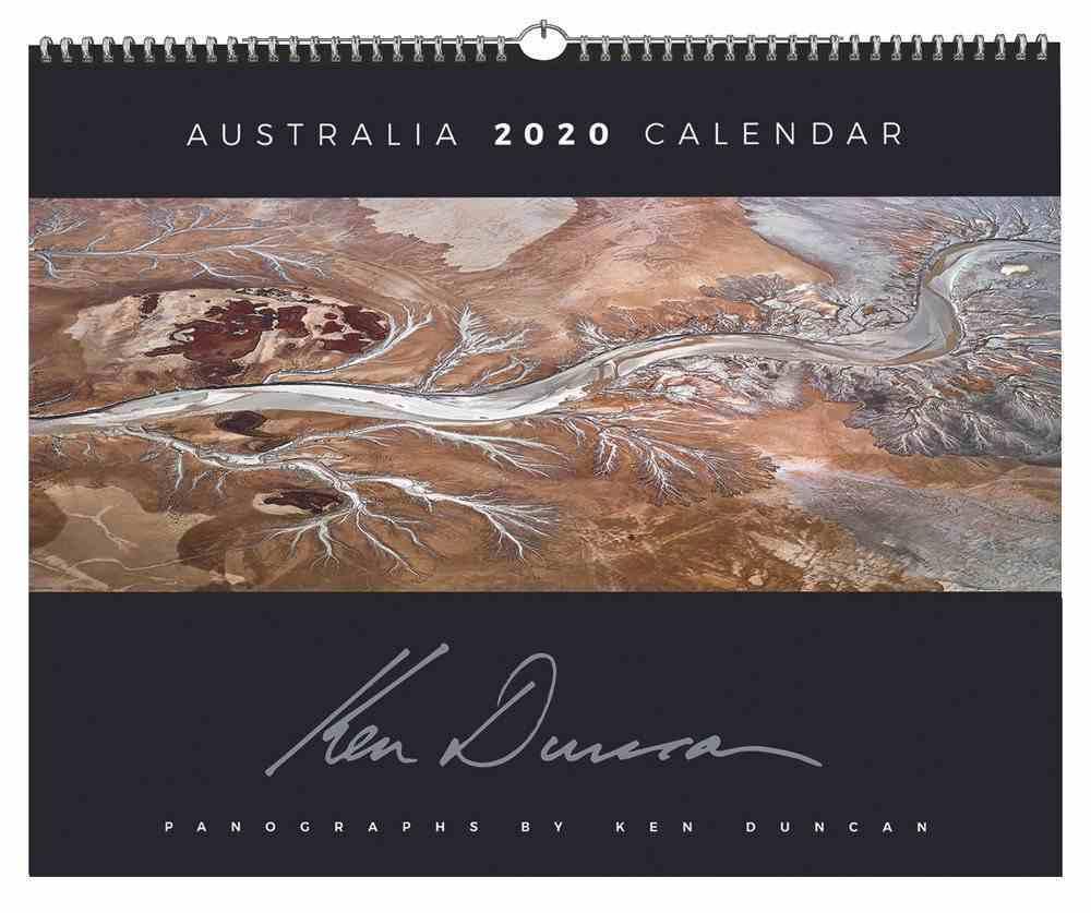 2020 Large Ken Duncan Wall Calendar With Scripture Calendar