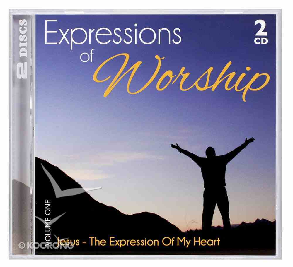 Expressions of Worship Volume 1: 2 CDS CD