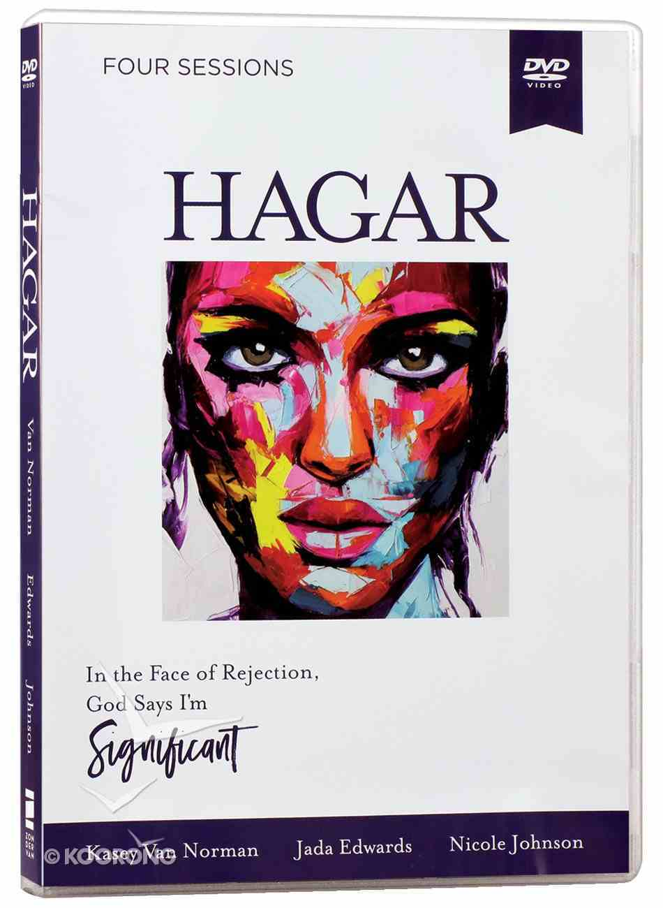 Hagar : In the Face of Rejection, God Says I'm Significant (DVD Study) (Known By Name Series) DVD