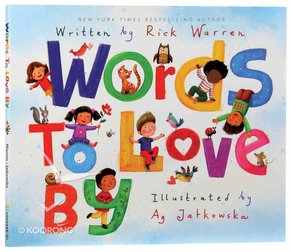 Words to Love By Hardback