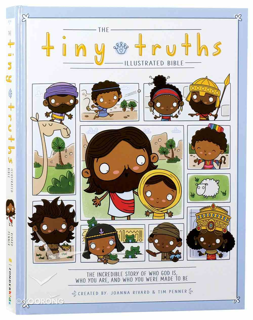The Tiny Truths Illustrated Bible Hardback
