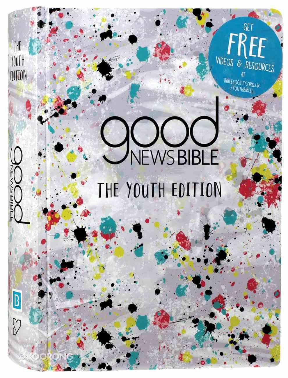 GNB Good News Bible Youth Edition (Anglicised) Hardback