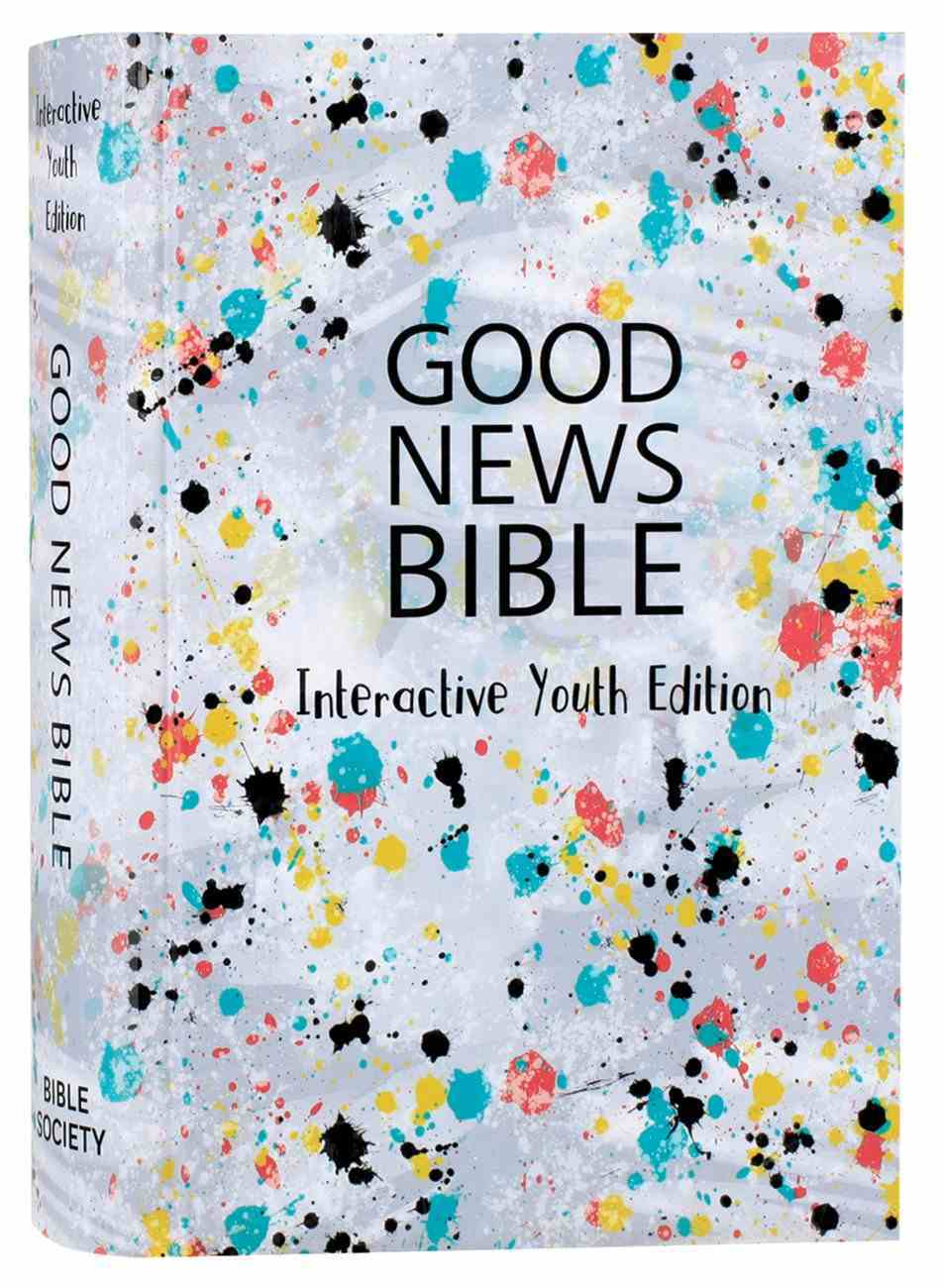 GNB Good News Bible Interactive Youth Edition (Anglicised) Hardback