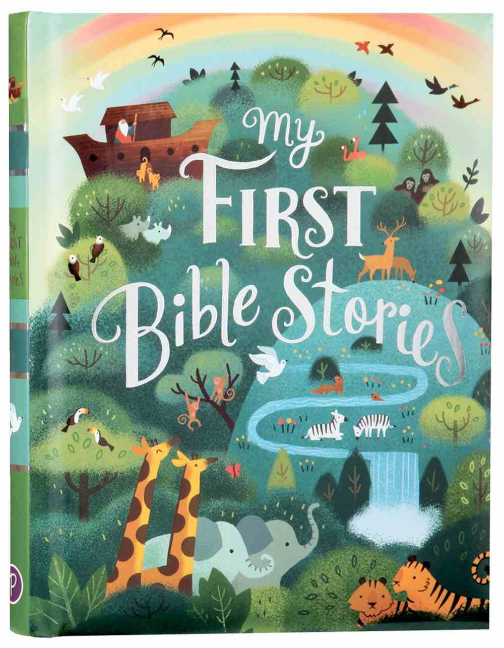My First Bible Stories Padded Hardback