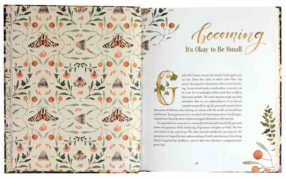 Beholding and Becoming: The Art of Everyday Worship Hardback