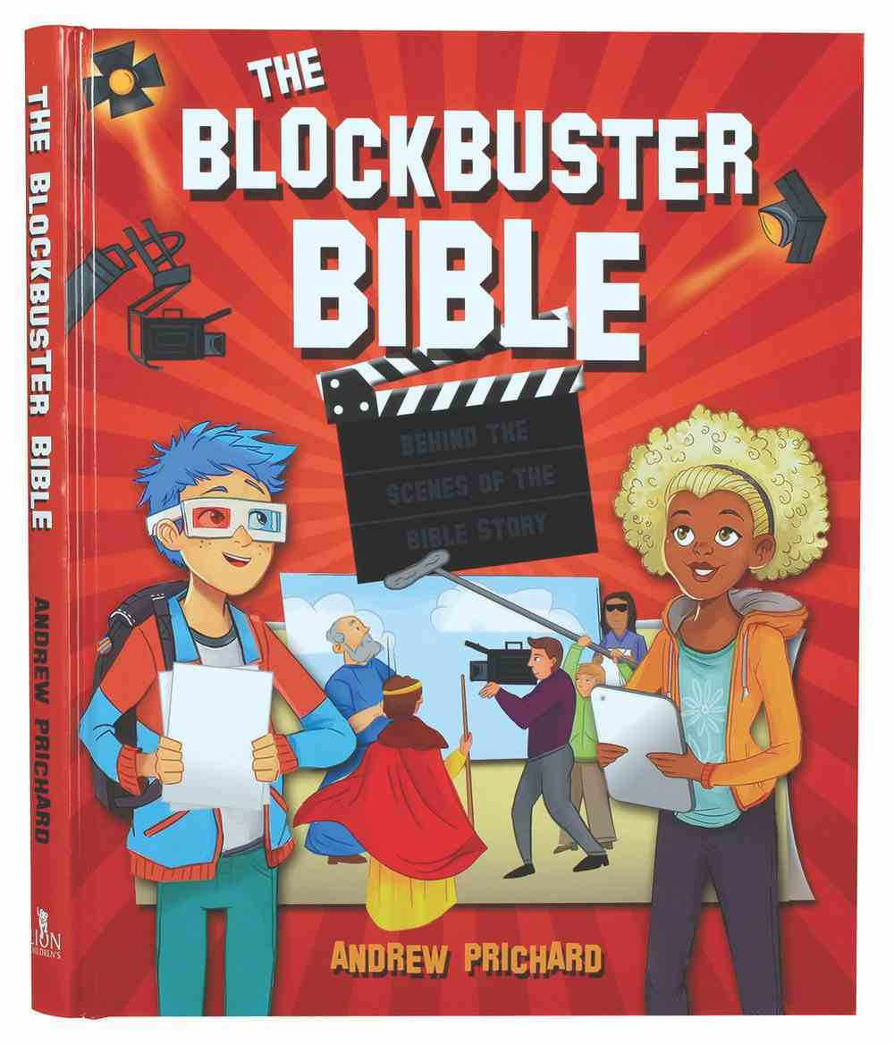 The Blockbuster Bible: Behind the Scenes of the Bible Story Hardback