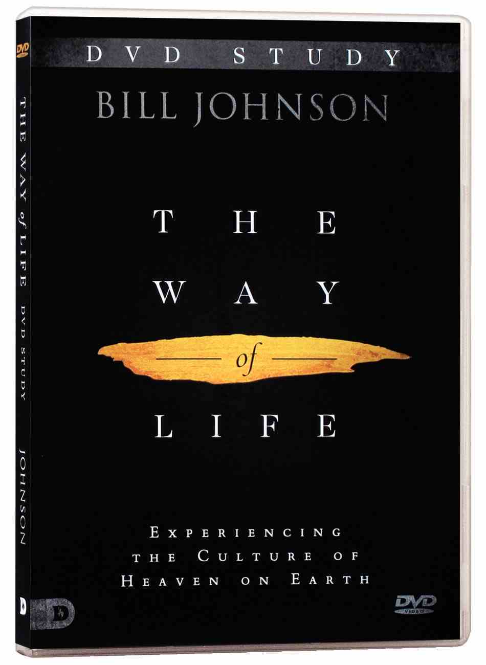 The Way of Life: Experiencing the Culture of Heaven on Earth (Dvd Study) DVD