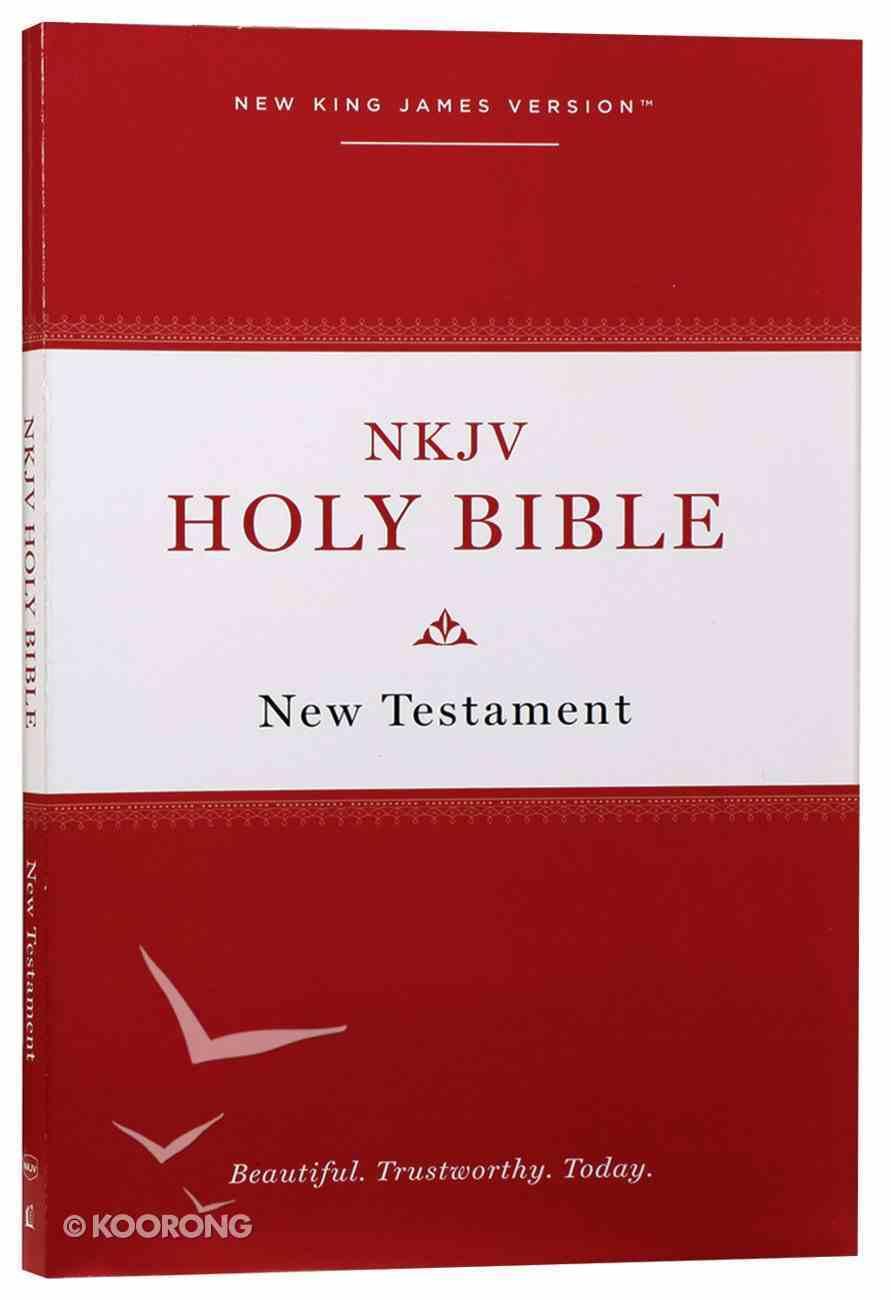 NKJV Holy Bible New Testament Paperback