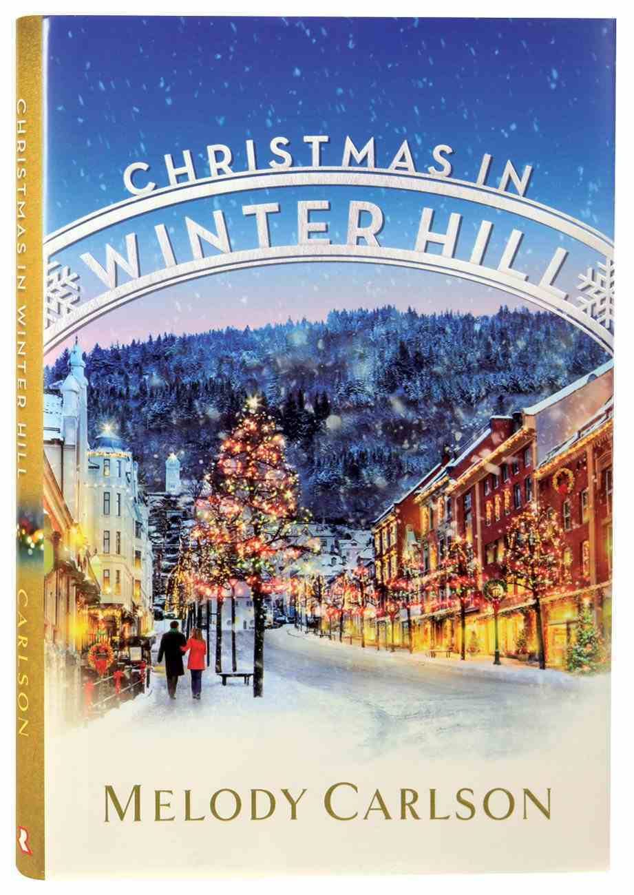 Christmas in Winter Hill Hardback