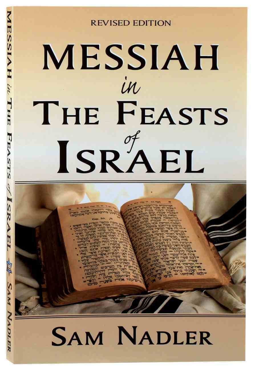 Messiah in the Feasts of Israel (Handbook) Paperback