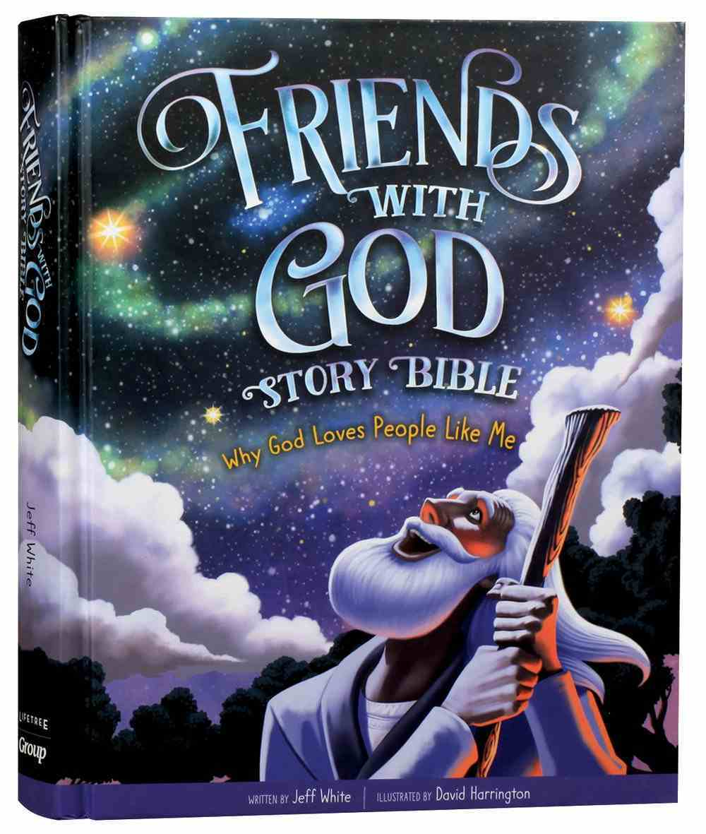 Friends With God Bible: Stories From People Like Me Hardback