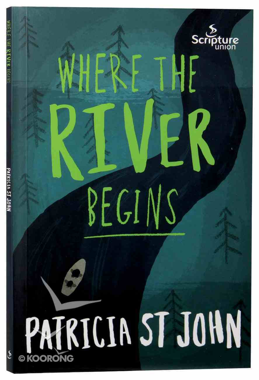 Where the River Begins: Story of the Effects of a Family Break Up on a 10 Year Old Boy Paperback