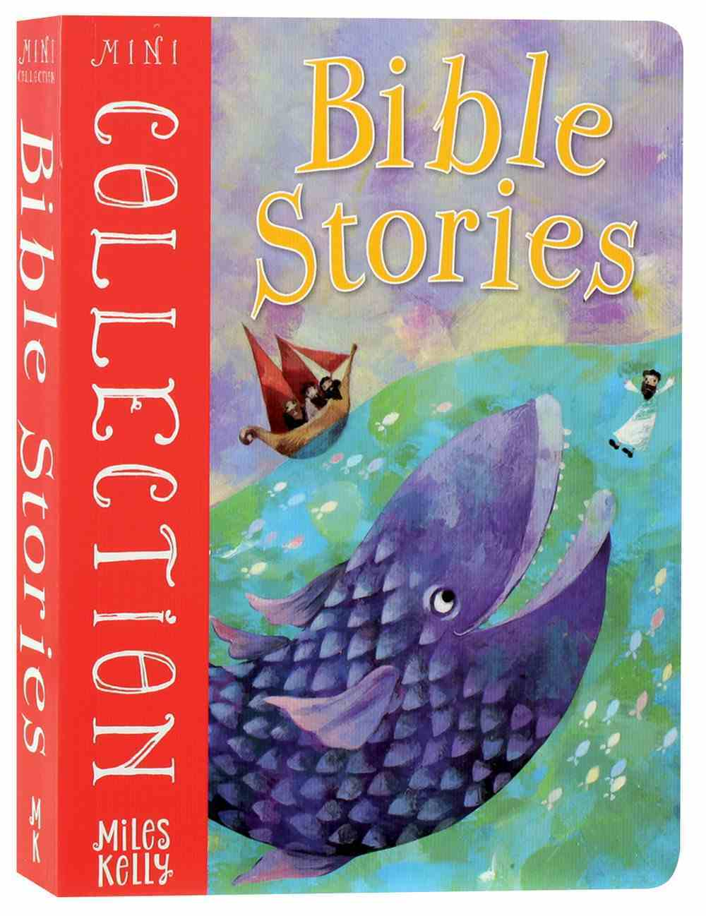 Image result for Bible Stories: Mini Collection by Miles Kelly