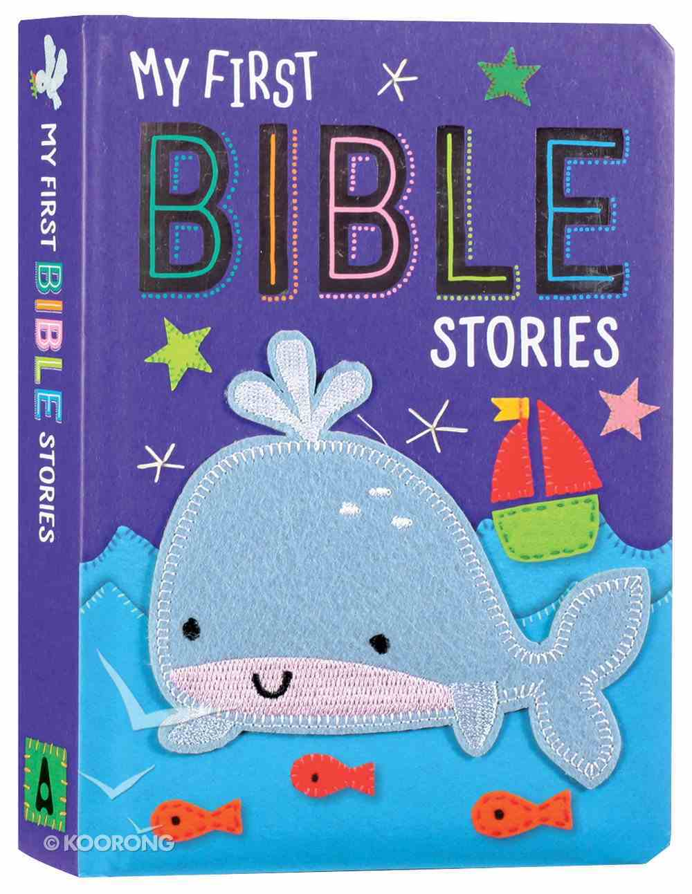 My First Bible Stories (Inspirational Board Books Series) Padded Board Book