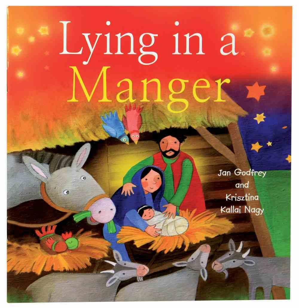 Lying in a Manger Paperback