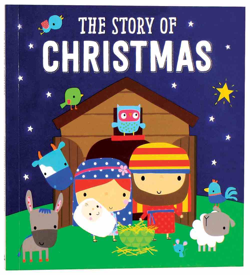 The Story of Christmas Paperback