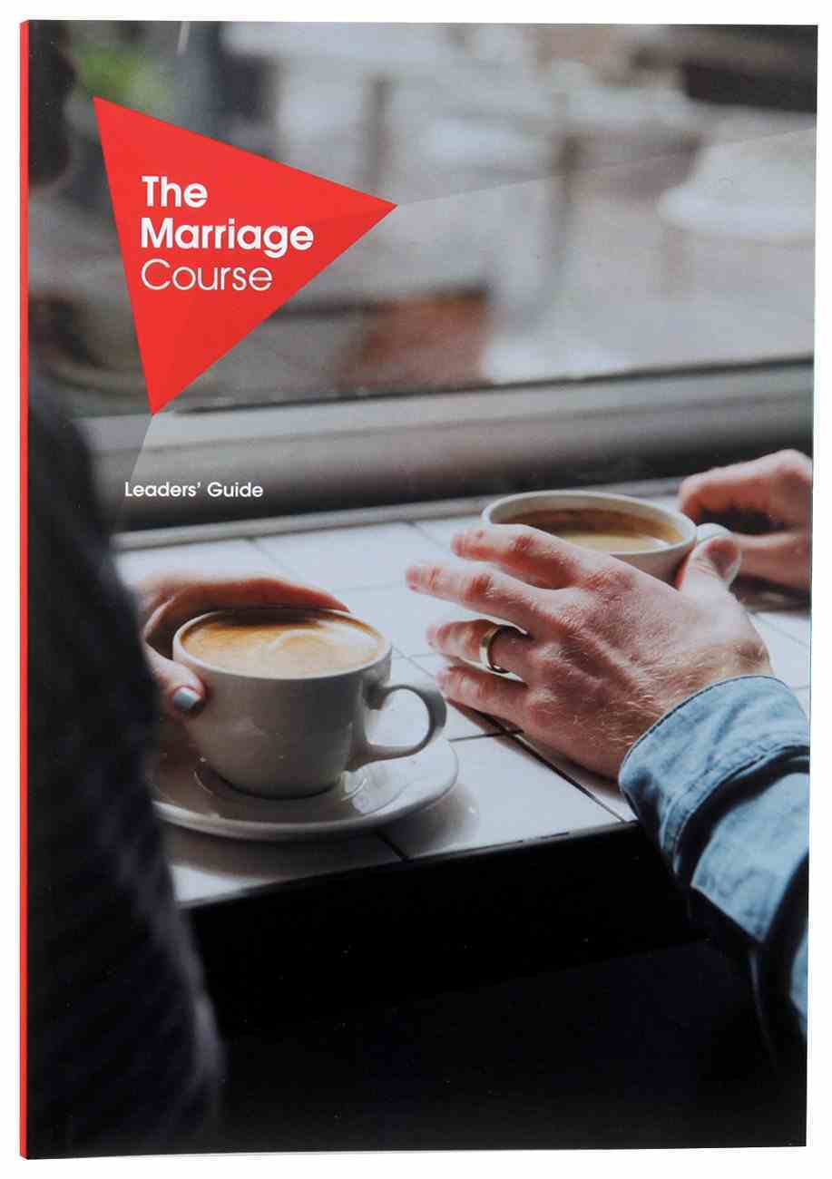 Leaders' Guide (The Alpha Marriage Course) Paperback