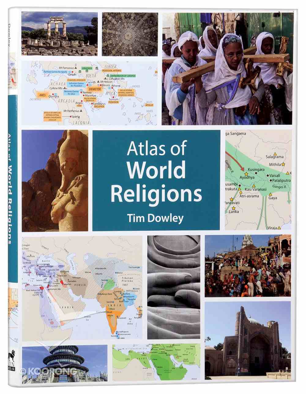 Atlas of World Religions Flexi Back