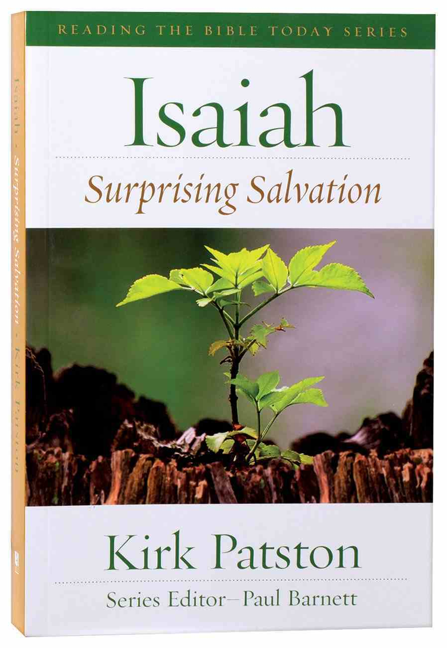 Rtbt: Isaiah - Surprising Salvation Paperback
