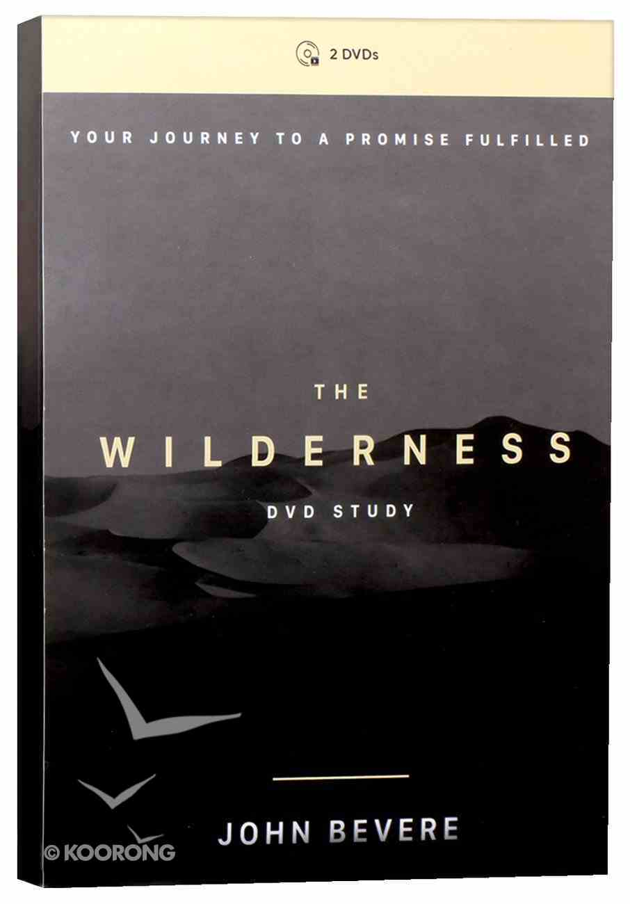 Wilderness, the (10 Lessons + 1 Q&A Session) (Dvd Study) DVD