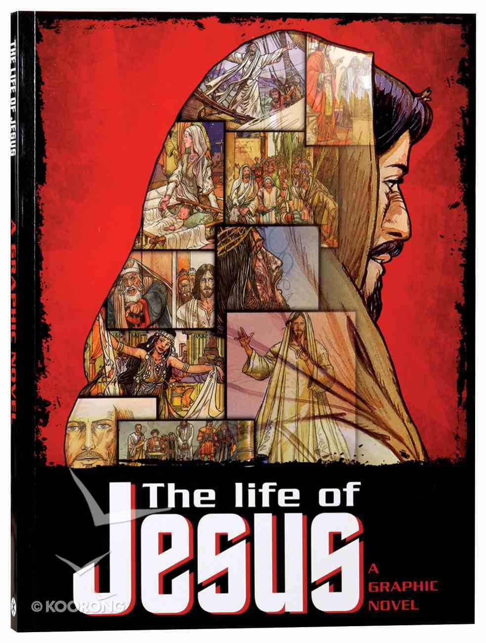The Life of Jesus: A Graphic Novel Paperback