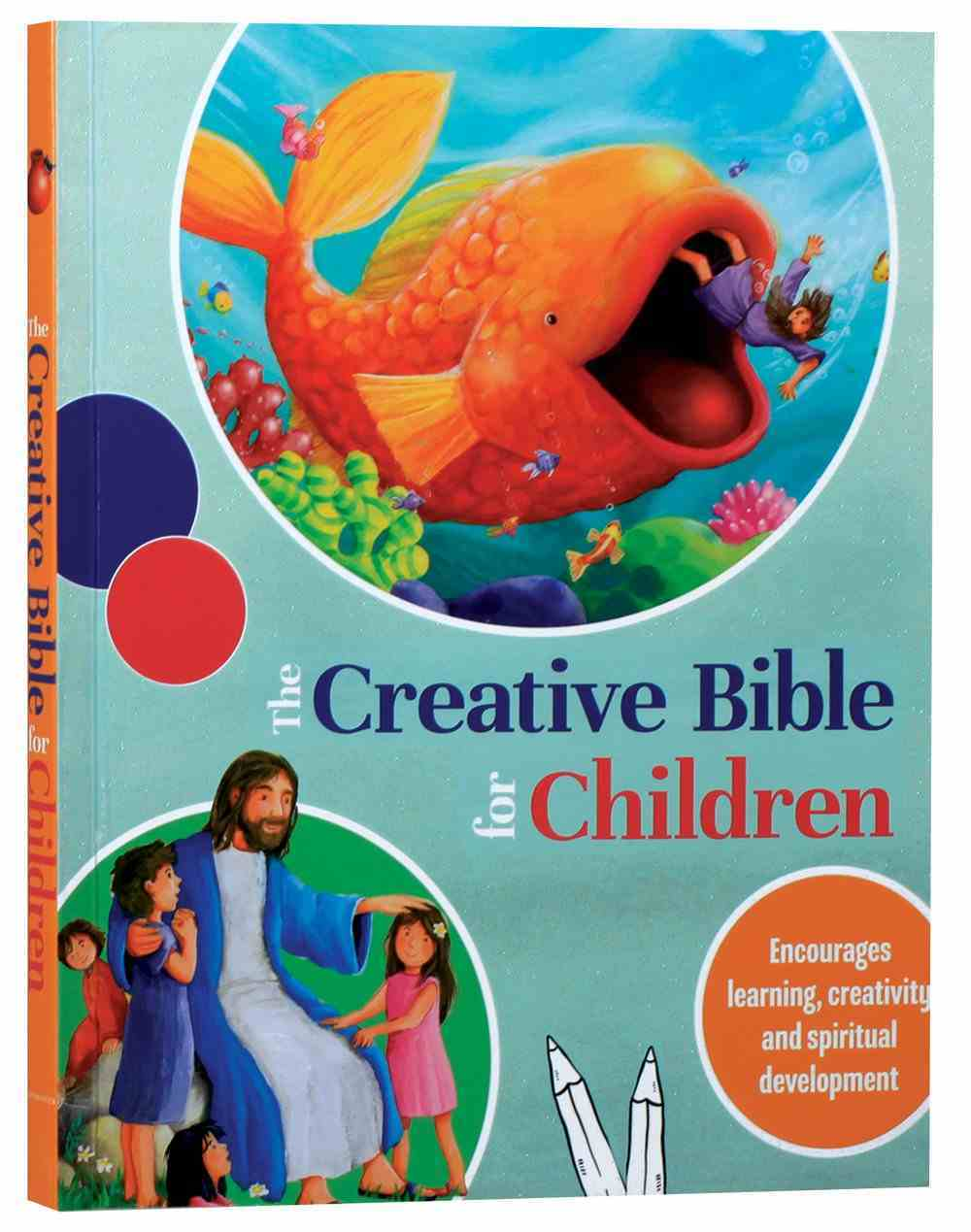The Creative Bible For Children Flexi Back