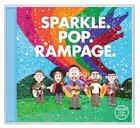 Sparkle. Pop. Rampage. CD