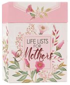 Boxed Cards: Life Lists For Mothers Box