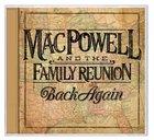 Back Again CD