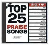 Album Image for Top 25 Praise Songs 2015 (2cds) - DISC 1